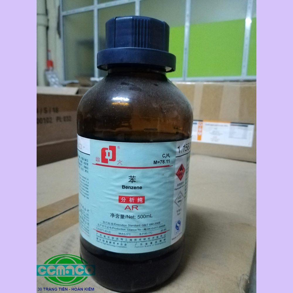 Benzen – C6H6