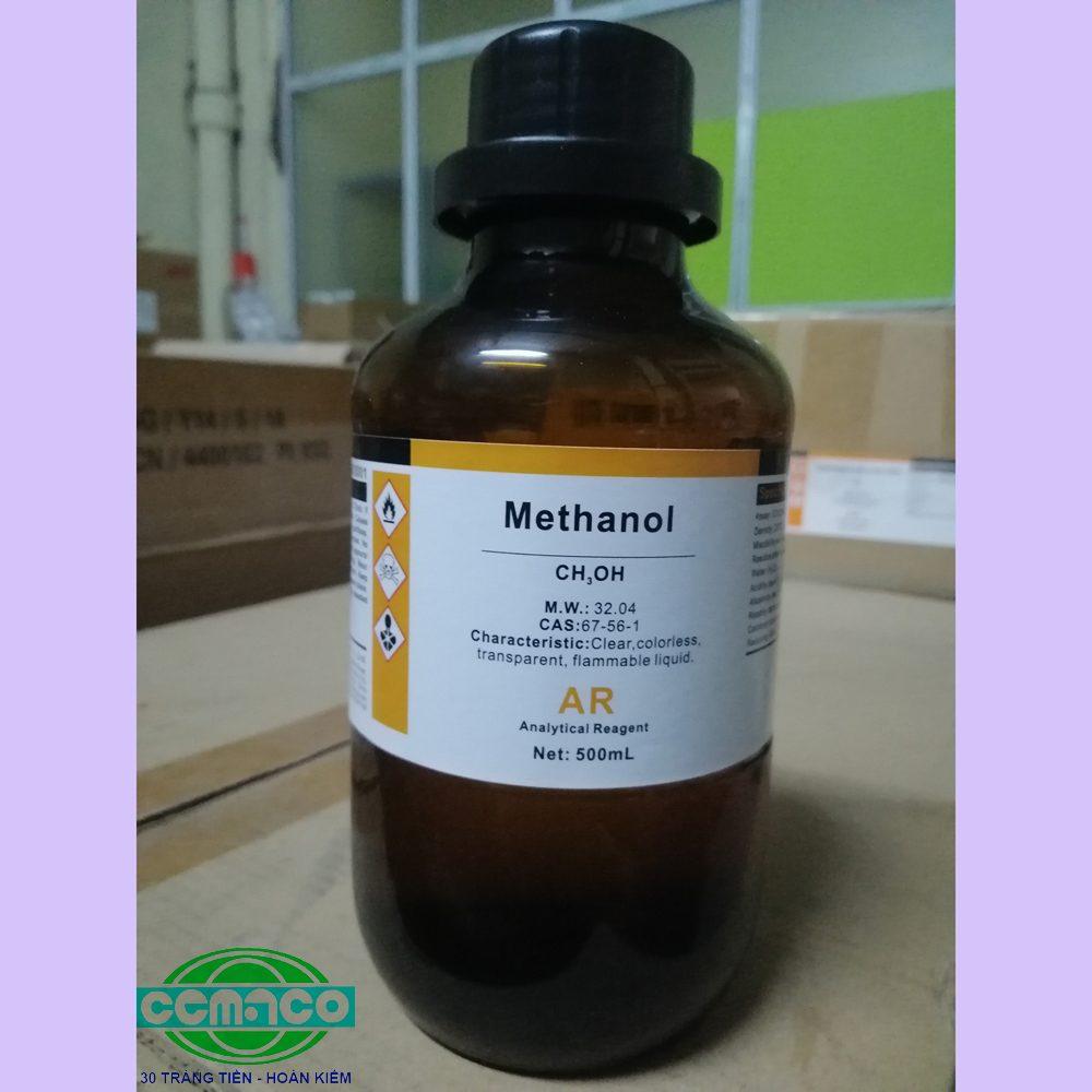 Methanol – CH3OH